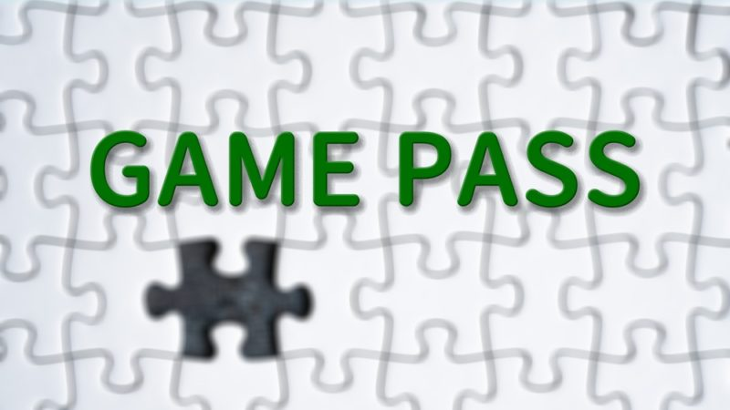 【XBOX GAME PASS】XBOXのソフトが遊び放題!新着速報